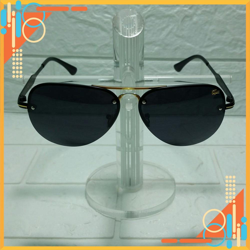 Kính râm kính mát nam tròng polarized Chống tia UV400 sang trọng lịch lãm - KM70