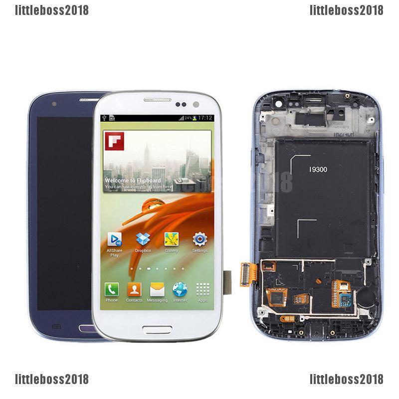 Khung màn hình cảm ứng với khung cho Samsung Galaxy S3 i9300 i535 i747 T999 [OL] - 14860099 , 2359691709 , 322_2359691709 , 982000 , Khung-man-hinh-cam-ung-voi-khung-cho-Samsung-Galaxy-S3-i9300-i535-i747-T999-OL-322_2359691709 , shopee.vn , Khung màn hình cảm ứng với khung cho Samsung Galaxy S3 i9300 i535 i747 T999 [OL]