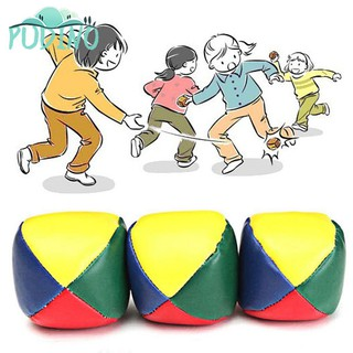 ∫ Great Juggling Balls Kids Toy Classic Bean Bag Magic Circus Beginner
