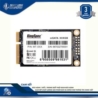 Ổ Cứng SSD Msata Kingspec 128Gb Chính Hãng Bh 3 năm.