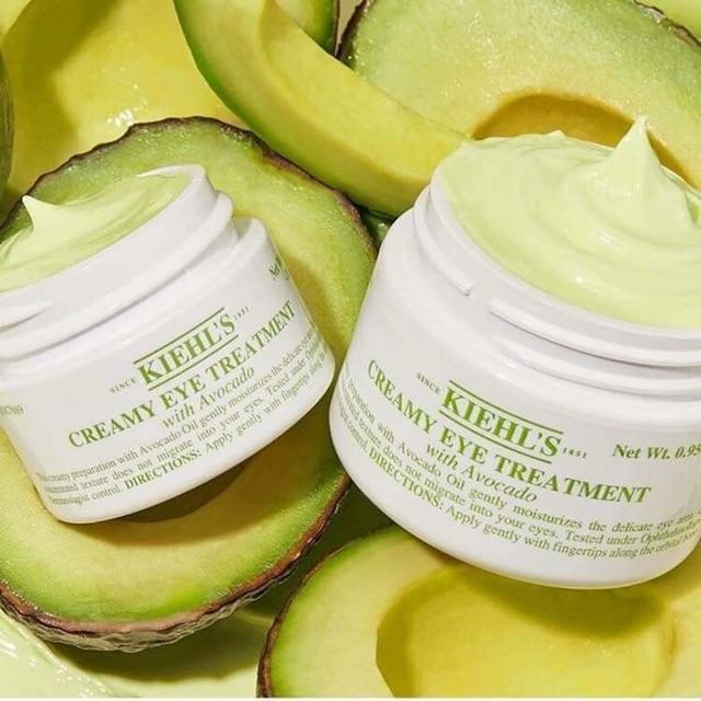 Kem Dưỡng Mắt bơ Kiehl's Creamy Eye Treatment with Avocado ...
