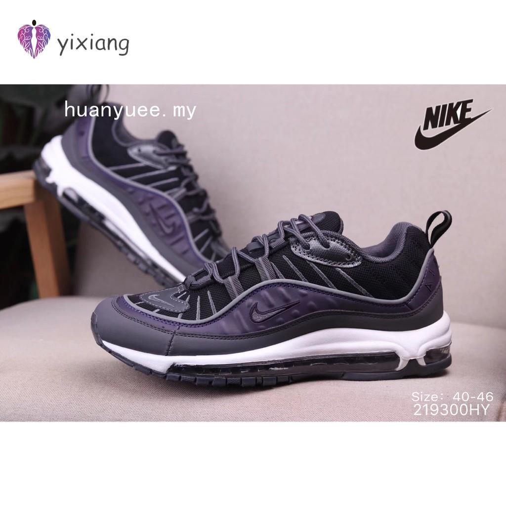 รองเท้าผ้าใบ Nike Air Max 98 Supreme สำหรับผู้ชาย