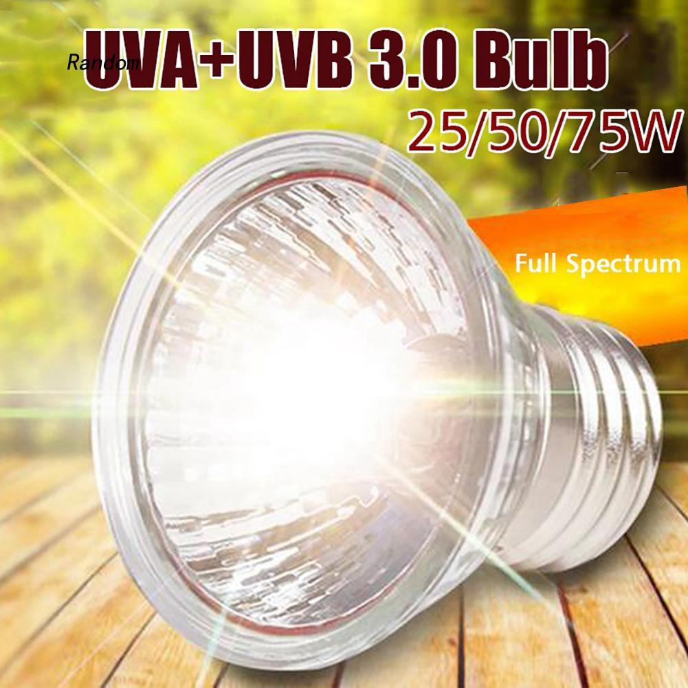 [RA]25/50/75W 110V E27 UVA+UVB Heat Heating Lamp Light Blub for Reptile Pet Brooder
