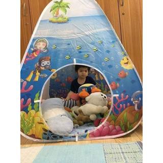 Lều đại dương cho bé