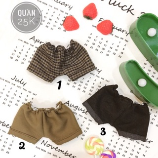 OUTFIT DOLL 20cm – Quần