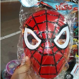 Mặt nạ siêu nhân nhện | Squishyvui