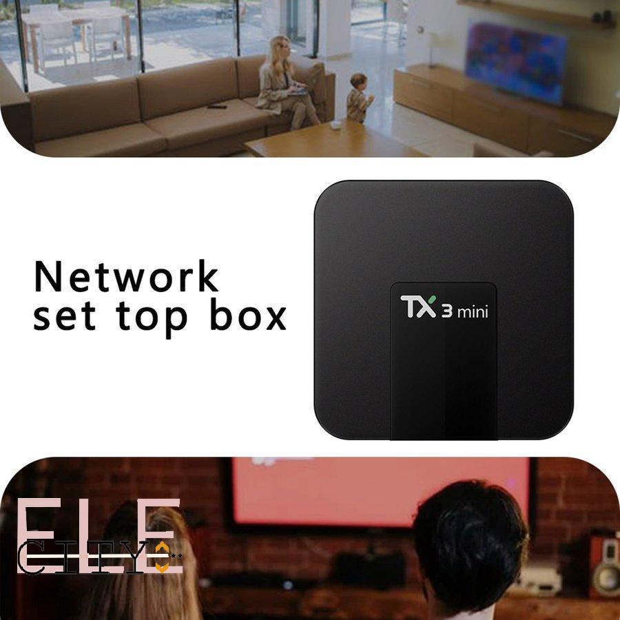 Đầu Tv Box 888ele Tx3 Mini Android 8.1 1g / 8g Emmc Amlogic Penta-Core Android Tv Box