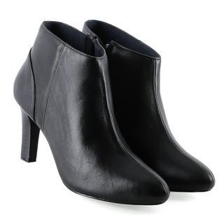Giày bốt nữ Huy Hoàng da bò màu đen-HP7920, nâu-HP7038