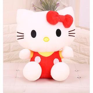 [GIÁ SỐC] Mèo Hello Kitty nhồi bông cho bé size 60 cm- Hàng cao cấp