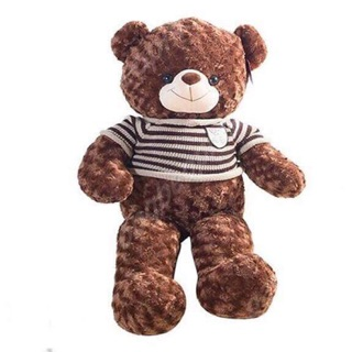 Gấu bông tedDi khổ vải:1m2 cao:1m [rẻ bất ngờ]