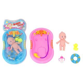 Bộ đồ chơi bồn tắm cho em bé (kèm hình ảnh thật)