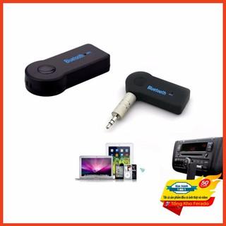 [ Siêu rẻ ] USB tạo Bluetooth cho dàn âm thanh xe hơi amply loa Car Bluetooth (Đen) thumbnail