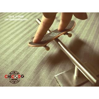 Rail cho fingerboard ChicDG (MỚI)