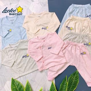Bộ quần áo dài tay lee lee babysuit cho bé trai/bé gái