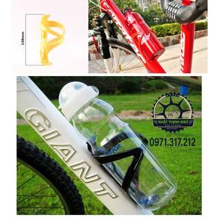 Gọng nước nhựa giá để bình nước xe đạp thể thao thumbnail