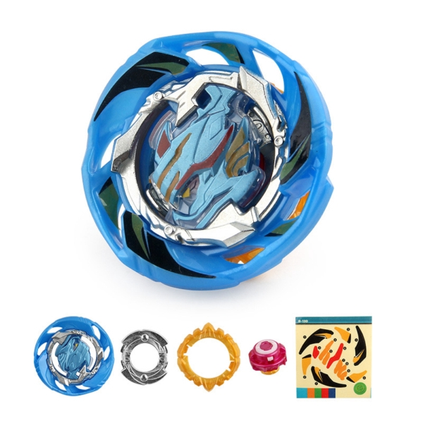 B-130 Alloy Assembling Gyroscopic Beyblade Toy without Transmitter
