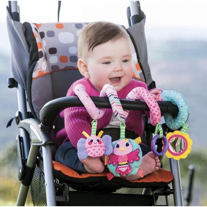 Quấn cũi , xe đẩy đồ chơi cho bé Infantino