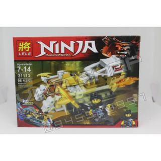 Bộ xếp hình lego ninjago NJ1-3