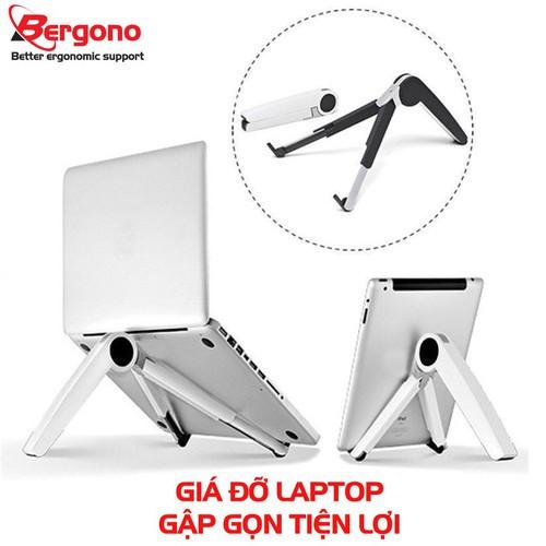 Giá đỡ Laptop Gập gọn Giá đỡ máy tính bảng tiện lợi Tản nhiệt Laptop