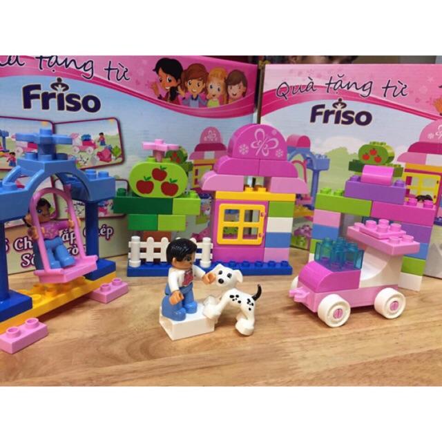 Bộ đồ chơi lego lắp ghép sân vườn - 2746041 , 632849565 , 322_632849565 , 95000 , Bo-do-choi-lego-lap-ghep-san-vuon-322_632849565 , shopee.vn , Bộ đồ chơi lego lắp ghép sân vườn