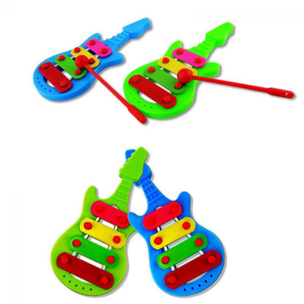 Đàn gõ 8 phím màu sắc nổi bật cho bé phát triển năng khiếu âm nhạc