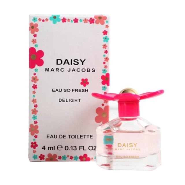 [FREESHIP ĐƠN 99K] - Nước hoa nữ Marc Jacobs Daisy Delight 4ml