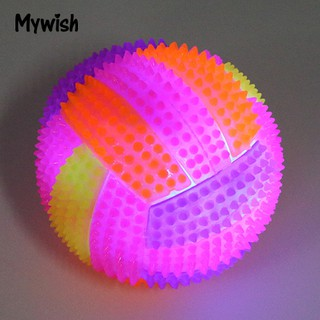 7.5cm Light-up Toy Sports Fitness Body Pain Relief Ball
