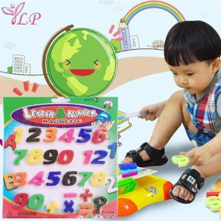 New MagnetDigital Posted for Kids Magnet Colorful