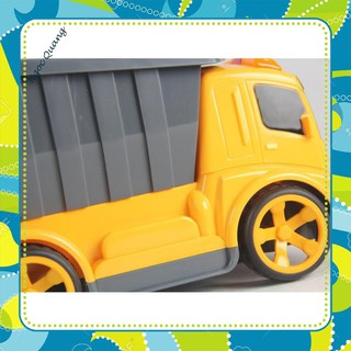 [GIẢM GIÁ SHOCK] Xe mô hình công trường cho bé yêu OK111111 siêu tiện dụng