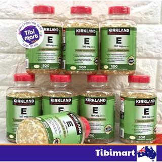 Vitamin E Kirkland 400 IU 500 Viên Mỹ thumbnail