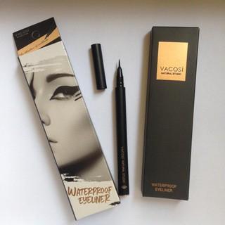Kẻ Mắt Nước Không Trôi Vacosi Waterproof Pen Eyeliner 5ml thumbnail