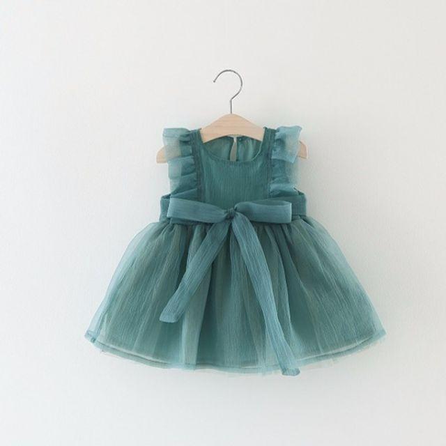 1181676654 - Váy đầm bé gái hàng Quảng châu D9386