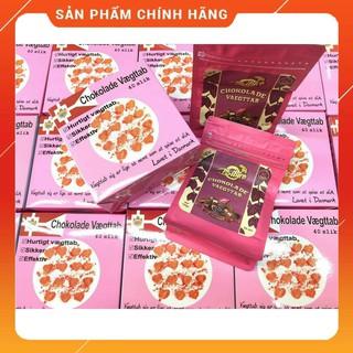 Kẹo socola giảm cân Chokolade Vaegttab, bản mới màu hồng [chính hãng] thumbnail