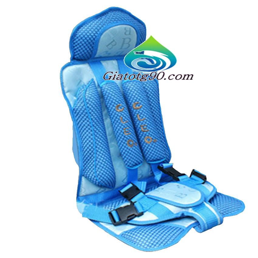 Ghế Ngồi Cho Bé Trên Oto 206116 3(xanh)