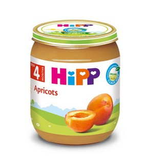 Dinh dưỡng đóng lọ HIPP Mơ tây