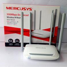 bộ phát wifi Mecusys 4 dâu