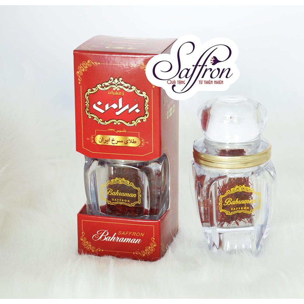 12g Saffron Nhụy Hoa Nghệ Tây Iran Loại 1 (4 Hộp 3g)