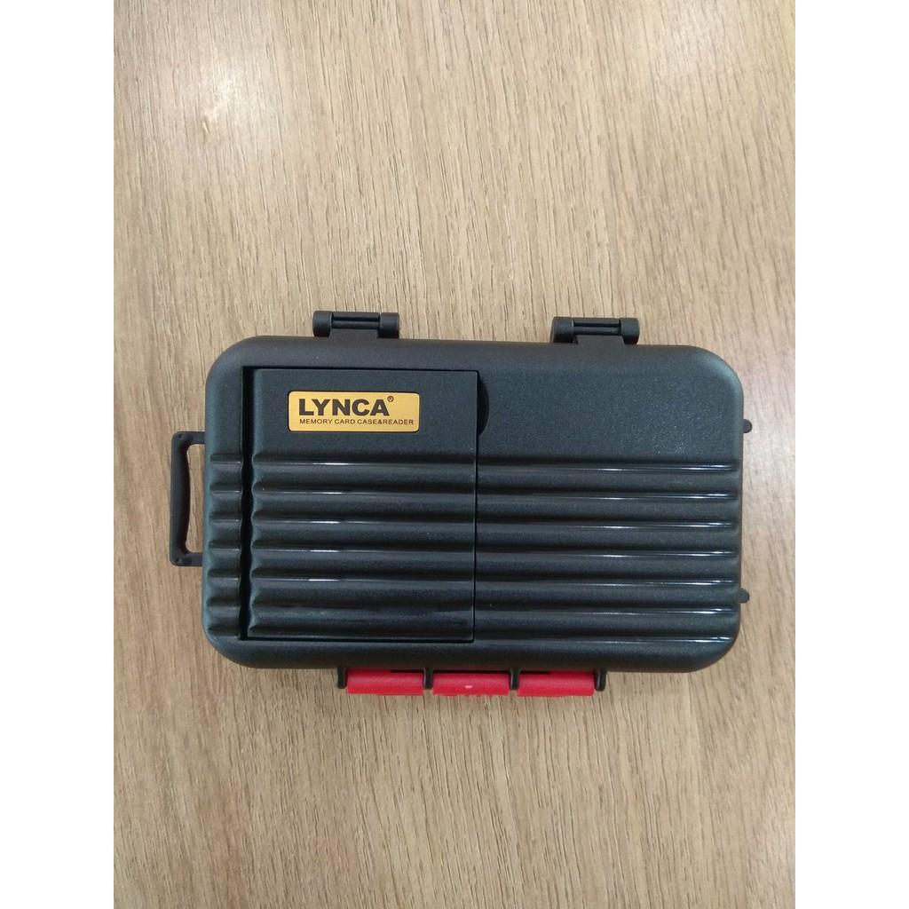 Hộp đựng kiêm đầu đọc thẻ Lynca-USB 2.0