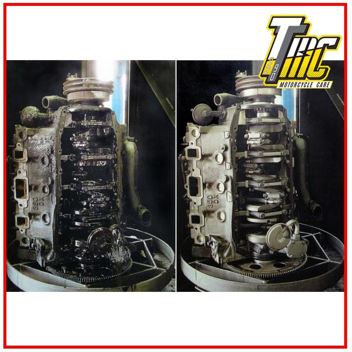 Vệ sinh động cơ Thunder Engine Flush 100ml