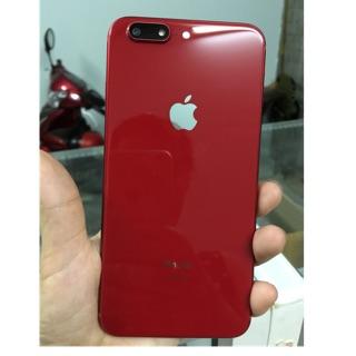 Điện thoại iPhone 6 plus Quốc tế 16g mất vân tay lên vỏ 8 plus đỏ 99.9%