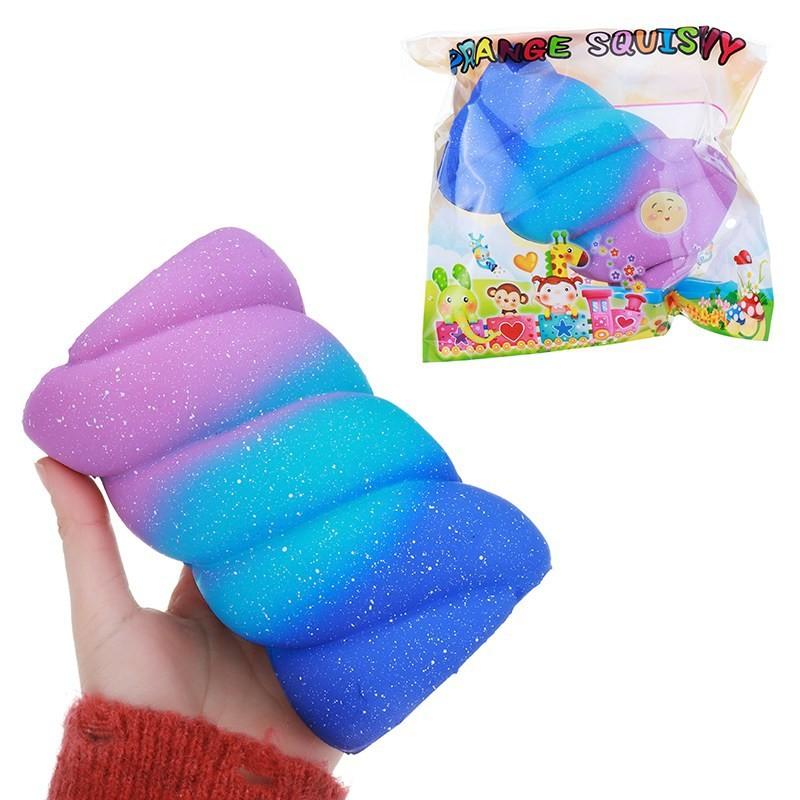 Cục nắn bóp trẻ em đàn hồi chậm dễ thương hình cục kẹo