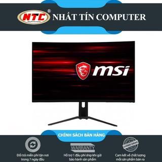 Màn hình máy tính LCD cong tràn viền MSI Optix MAG322CQRV chuẩn 2K 144Hz RGB (Đen) thumbnail