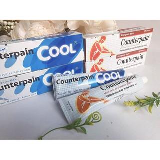 Dầu xoa bóp counterpain nóng & lạnh 60g Thái lan thumbnail