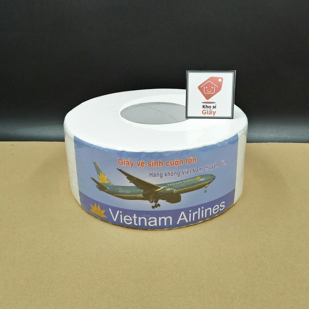 [Siêu rẻ] Giấy vệ sinh Vietnam Airlines cuộn lớn 500 gram