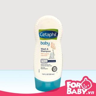 Sữa tắm gội Centaphil baby 230ml- Xách tay thumbnail