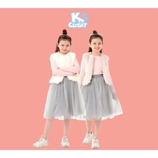 Áo Gile Cho Bé Gái (3-9 Tuổi) K's Closet K356NIF TM