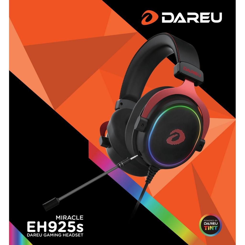Tai nghe Gaming Dareu EH925s RGB phiên bản có mic