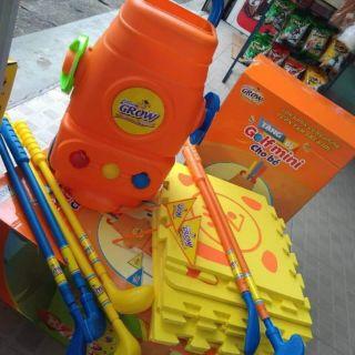 🌞🌞Bộ đồ chơi đánh golf abbott grow bằng nhựa cho bé