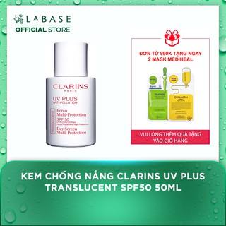 [Mã FMCG1212 giảm 8% đơn 500K] Kem chống nắng Clarins UV Plus Spf 50 PA++++ thumbnail