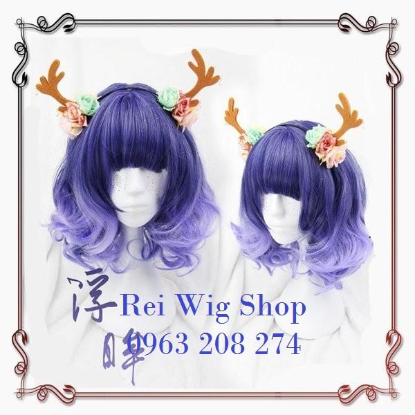wig Manreally - Cosplay - Lolita - Hóa trang - 3018114 , 184270925 , 322_184270925 , 299000 , wig-Manreally-Cosplay-Lolita-Hoa-trang-322_184270925 , shopee.vn , wig Manreally - Cosplay - Lolita - Hóa trang